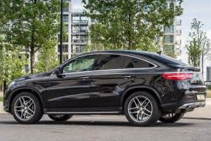 Most Comfortable Coupe Mercedes Gle Coupe 4x4 May Be Big But It S Certainly Not