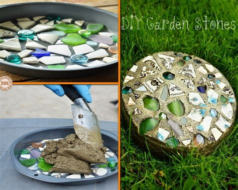 backyard stepping stones diy garden stepping stones the owner builder network