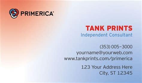 Primerica Business Cards