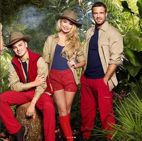 what is im a celebrity about the official i m a celeb line up s been revealed there