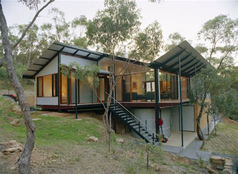 bush home   minutes  adelaide  roofing