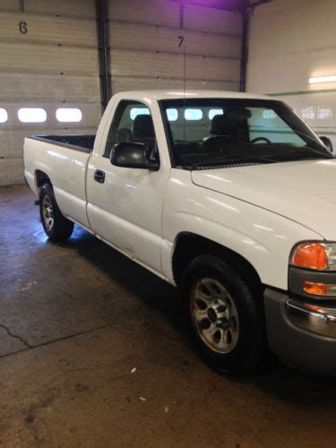 how to work on cars 2005 gmc sierra 3500 engine control find used 2005 gmc sierra 1500 work truck 4 3l no reserve in lockport illinois united states
