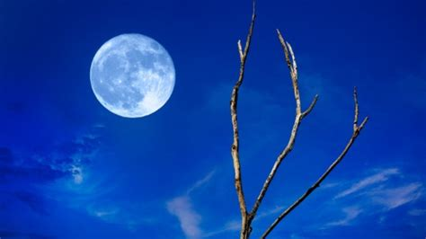 Blue Moon Calendar What Is A Blue Moon Facts Folklore And More The
