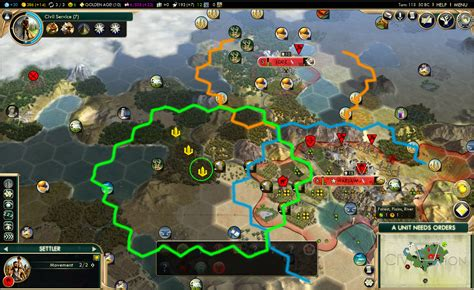 Civilization V Guide: 3 Placement - City Spacing ... Firefall Game 2015