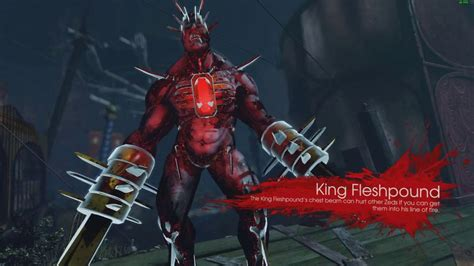killing floor 2 king flesh pound killing floor 2 king fleshpound hell on earth
