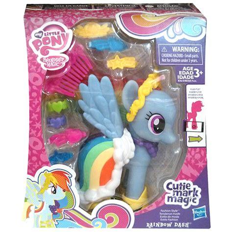 My Pony Original Hasbro Twilight Sparkle Runway Fashion rainbow dash cutie magic fashion style my
