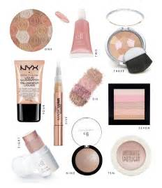 Healthy Urban Kitchen - beauty on a budget 10 best highlighters bright and beautiful chicago fashion lifestyle blog
