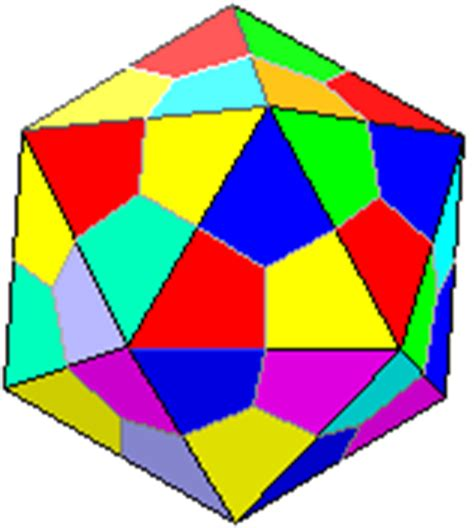 Dodecahedron With A6 Paper - polyhedra plaited with paper strips