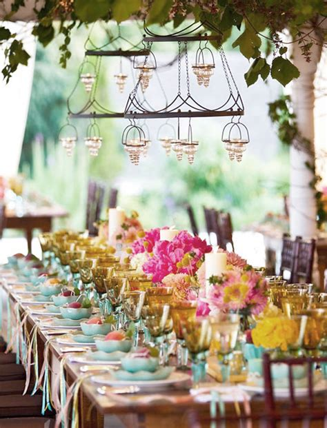casual backyard wedding ideas your outdoor wedding reception what s your style