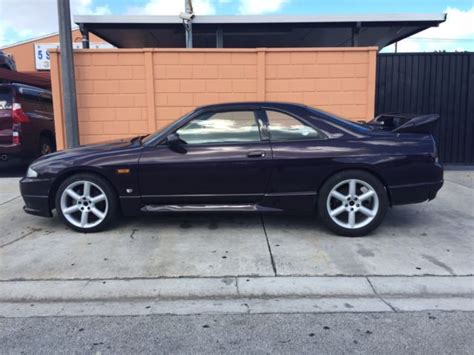 nissan midnight purple edition 1998 nissan skyline r33 midnight purple