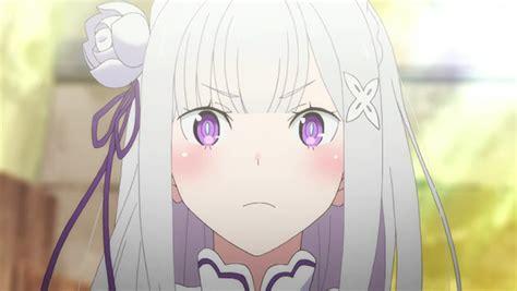 Emilia Rezero Kara Hajimeru Isekai Seikatsu Phone 1 re zero kara hajimeru isekai seikatsu episode introduces rather interesting
