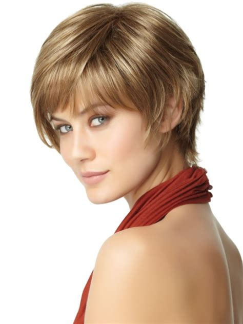 fast easy hair for round faces short hairstyles for round faces and thick hair immodell net