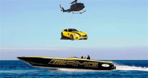 miami boat show rumors 2015 mercedes amg gt s cigarette boat