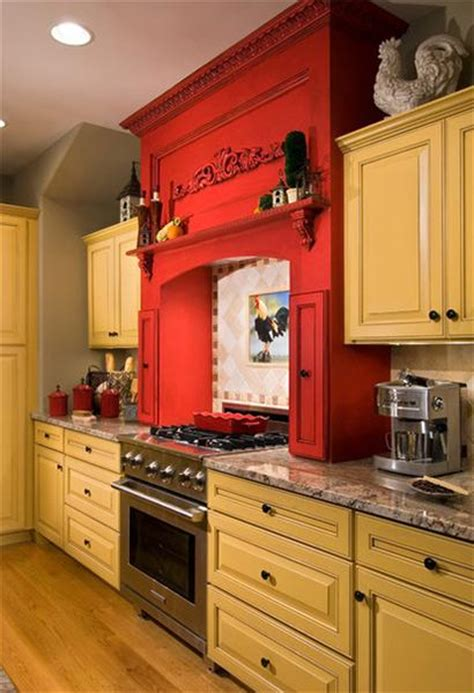yellow and red kitchens 20 interior decorating ideas to bring yellow color and