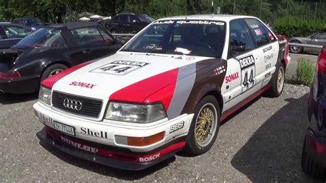 Audi V8 Turbo by Audi V8 Quattro Turbo Rally Optik