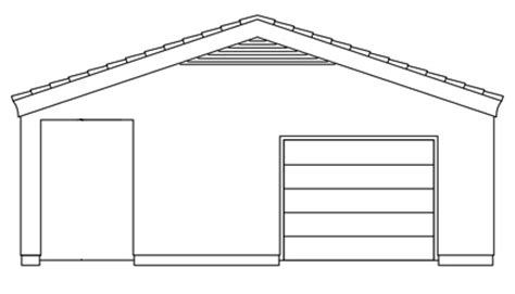 Garages 26 215 36 Welcome To Plans By Dean Drosos 26 X 36 House Plans