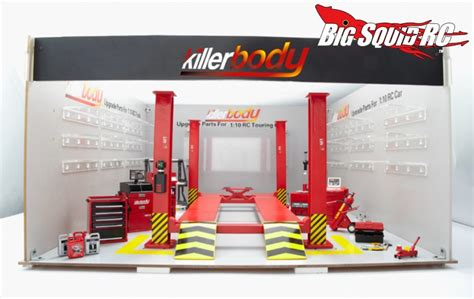 Garage Rc Killerbody Rc Complete Drift Garage 171 Big Squid Rc