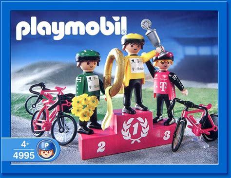 Playmobil Set: 4995   Tour de France Victory   Klickypedia