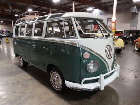 1966 Volkswagen Microbus For Sale 1916467 Hemmings