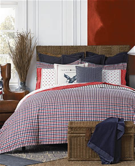tommy hilfiger bedding outlet tommy hilfiger timeless plaid bedding collection bedding