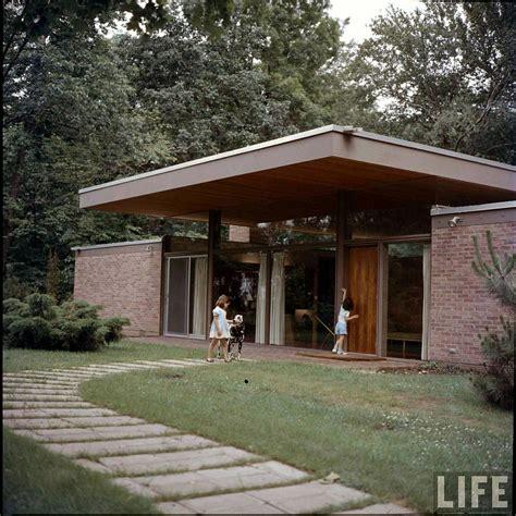 Modern Cottage Design beattie residence rye new york 1958 architect