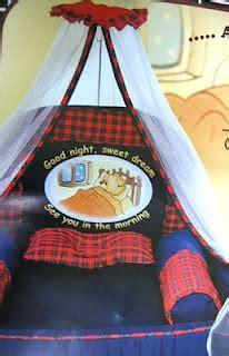 Tempat Tidur Bayi Baby Scots tempat tidur bayi kelambu baby scots pojok ibu dan balita