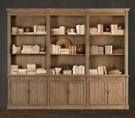 Library Wall Bookcase Bookcases For A Home Office Traditional White Vs