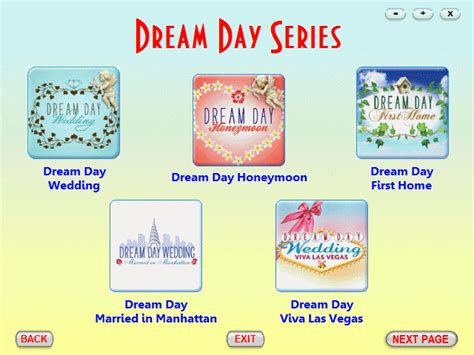 dream day wedding series 5 x hidden object games free