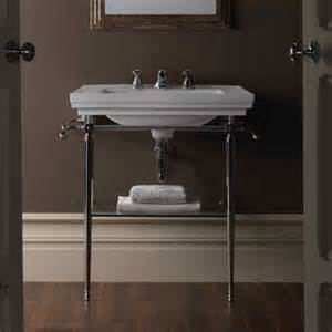 deco bathroom sinks canterbury sink tap warrington deco 640mm console basin