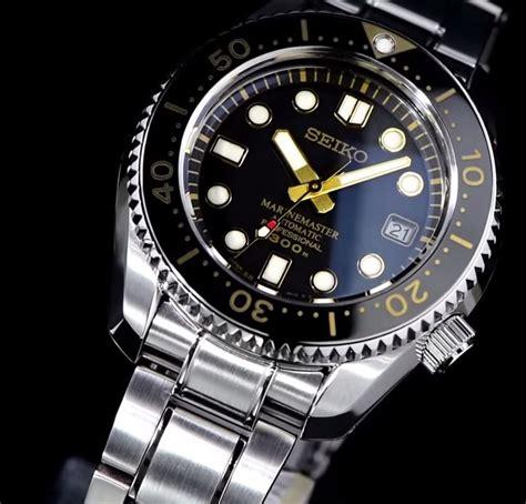 Jam Tangan Pria Seiko Prospex Sbdx014g Automatic Marinemaster Divers gambar jam tangan seiko 5 jam simbok