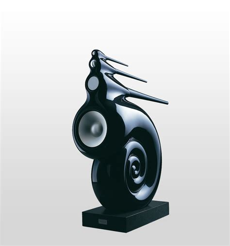 B W | nautilus the perfect speaker bowers wilkins b w