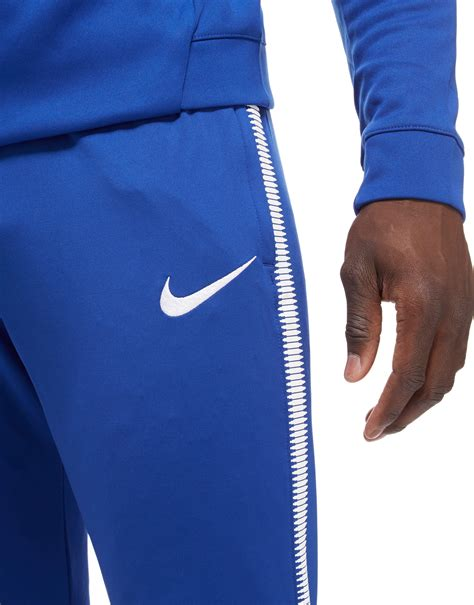 Sweater Nike Fc Blue Line lyst nike chelsea fc 2017 squad in blue for