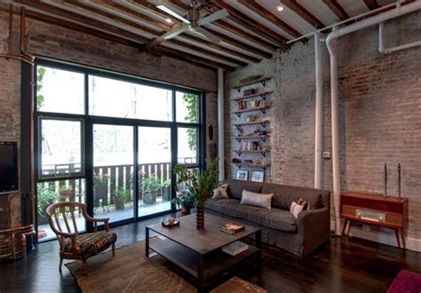 interior designs stunning industrial living room design 15 stunning industrial living room designs rilane