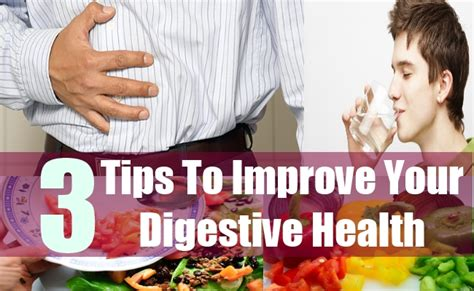 how to improve your digestive health how to manage