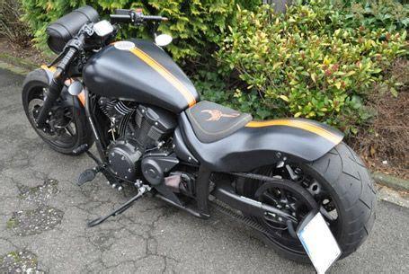 Motorrad Custom by Motorrad Yamaha Xvs 1300 A Custom Bike Motori