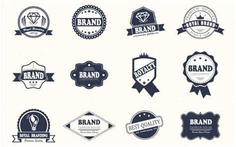 logo badge maker 12 logos badges bundle by kazierfan wrapbootstrap