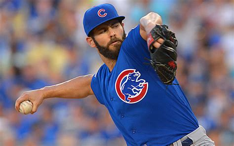 Cubs' Jake Arrieta throws no hitter