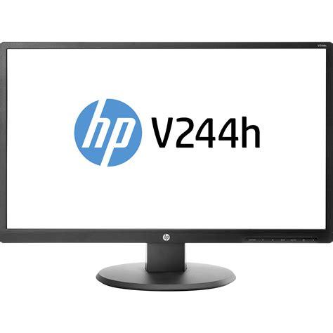 Monitor Hp 24 V244h hp v244h 23 8 quot 16 9 lcd monitor w1y58aa aba b h photo