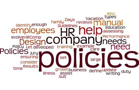 design by humans return policy develop policies procedures hr maldives