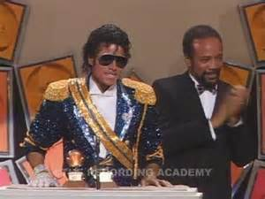 Michael Jackson Wins March Madness by Michael Jackson Wins Record Of The Year Grammy