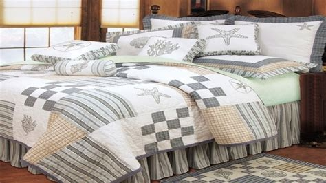 style bed coastal  nautical bedding coastal beach
