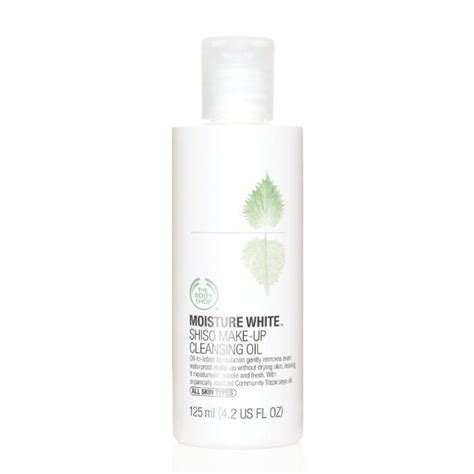 Precision Cleanse Detox Shoo Reviews by The Shop Moisture White Shiso Cleansing Reviews