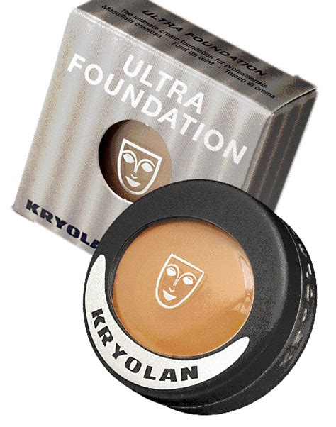 Kryolan Foundation Foundation Artis 2 kryolan makeup kit msia mugeek vidalondon