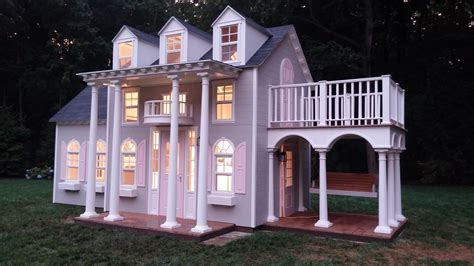 design this home play childrens custom playhouses diy playhouse plans lilliput