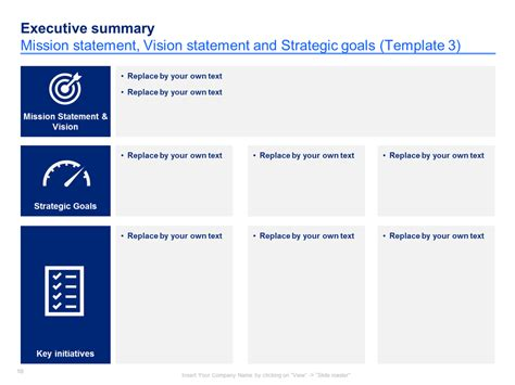 mckinsey business plan template a simple strategic plan template by ex mckinsey