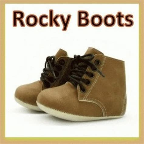 Freddie The Frog Shoes Rocky Boots jual pre walker baby shoes rocky boots wings newborn