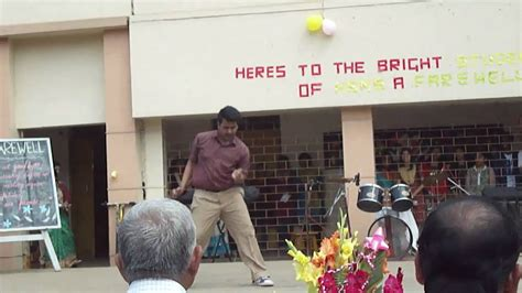 Hem Seila rakesh karmakar on our cls 12 farewell hem sheela model school batch 2011