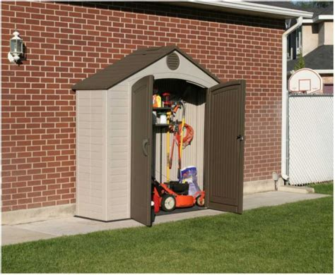 small plastic storage shed quality plastic sheds