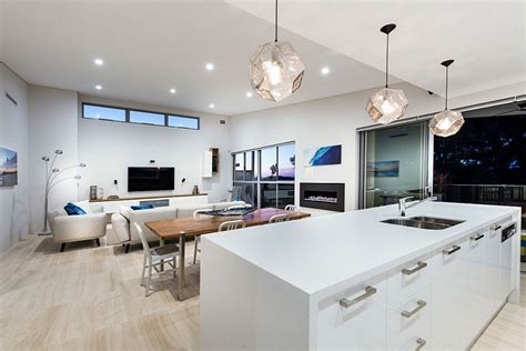 home lighting design perth contemporary perth residence with scenic ocean views