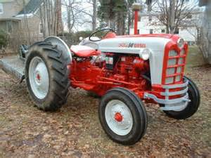 1959 ford 841 tractor